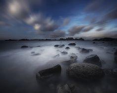 35PHOTO - Краси Матаров - Когда ночь и день встречаются на границе земли, моря и неба