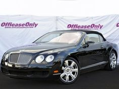 Bentley Continental GT Convertible 2007 W12 6.0L/366 http://www.offleaseonly.com/used-car/Bentley-Continental-GT-Convertible-SCBDR33W57C044497.htm?utm_source=Pinterest_medium=Pin_content=2007%2BBentley%2BContinental%2BGT%2BConvertible_campaign=Cars