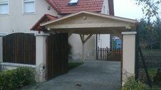 Kocsibeállók fából - Fagarazsgyar.hu