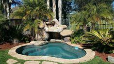 Spool Pool For Small Yards 38 – Furniture Inspiration hof Spool Pool For Small Yards 38 Pools For Small Yards, Backyard Ideas For Small Yards, Backyard Pool Designs, Backyard Pools, Small Inground Pool, Small Swimming Pools, Swimming Pool Designs, Lap Pools, Spool Pool