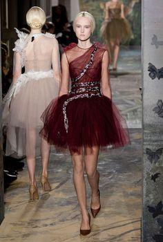 Неделя высокой моды в Париже: Valentino, весна 2014, Buro 24/7