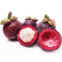 Mango Steen - मैंगोस्टीन - Mango steen fruit scientifically known as Garcinia mangostana is a tropical evergreen tree, believed to have been originated in Indonesia and is widely available in several South East Asia.