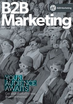Feb mag – Can marketing keep your audience entertained?