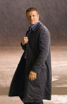 Sean Bean as The Hitcher