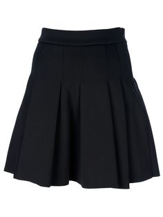 T by Alexander Wang Pleated Skirt