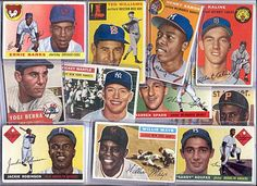 Do you still have baseball cards from when you were a kid? If you still have yours, have you passed them on to your kids?