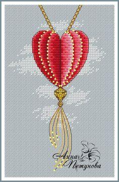 Сердце бесплатный дизайн Дизанер Анна Петунова