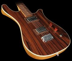 Soloway Swan Natural in Bolivian Rosewood