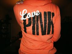 Love Pink! Victoria's Secret Pink - Pink -vs pink - vs - cute clothes - work out clothes - pajamas