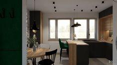 Kuchnia - projekt EKK Pracownia Projektowa Table, Furniture, Home Decor, Decoration Home, Room Decor, Tables, Home Furnishings, Home Interior Design, Desk