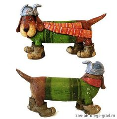 #toy #dog  #Hand-painted  #Souvenirs #wood  #Miniatures #figurines  #ART Хозяин будки. Собака. Скульптура. Дерево. Ручная роспись. 26 см. длиной - Сувениры и подарки из дерева. Ручная работа., авторская статуэтка/маска для интерьера. МегаГрад - портал авторской ручной работы