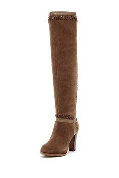 Marina Woven High Heel Boot by Carlos by Carlos Santana on @HauteLook I need these in my life !!
