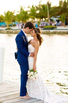Photos from my Barefoot Belize Beach Wedding