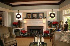 wreaths, garland
