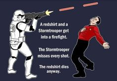 We have 12 star wars jokes, funny jokes and pictures that any jedi or sith lord will crack a smile over.
