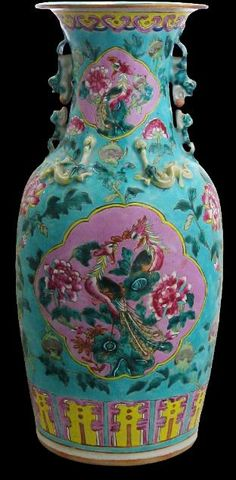 Straits Chinese or Nonya Porcelain