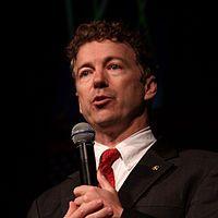 Rand Paul. Probably my favorite Senator.