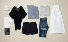 2016 Spring and Summer Coordinate Catalog | Women | MUJI
