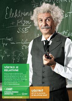 Campaign for Slovak Electricity Company by Peter Sedláčik, via Behance Campaign, Behance, Prints