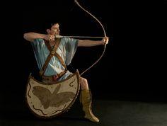 Greek archer