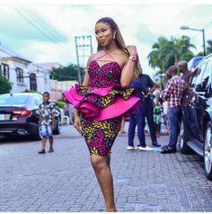 Latest Ankara Styles 2019 For Ladies: 50 + Latest and Beautiful Ankara styles fo. from Diyanu - Ankara Dresses, Shirts & Latest Ankara Gown, Ankara Short Gown Styles, Trendy Ankara Styles, Latest African Fashion Dresses, Ankara Gowns, African Print Fashion, Africa Fashion, African Attire, African Dress