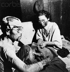 Victims of Hiroshima Blast - BE042958 - Rights Managed - Stock Photo - Corbis