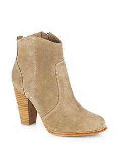 Joie - Dalton Suede Ankle Boots