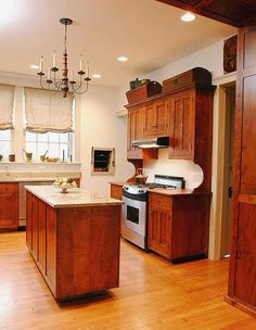 Workshops of David T. Smith - Custom Kitchens - Contemporary