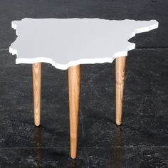 Spain/Portugal Side Table, 299€, now featured on Fab.
