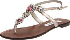 Amazon.com: Steve Madden Women's Glaare Sandal: Shoes