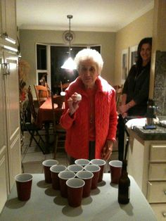 Old people like to party hard too...this made me laugh...lol