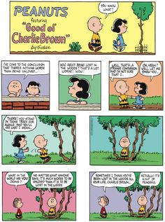 Peanuts for 7/2/2017