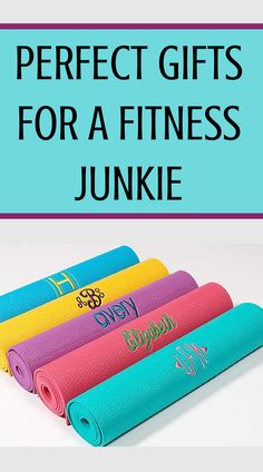 perfect gifts for a fitness-loving friend, for Jenna and her hot yoga classes