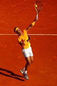 Nadal doesn't see himself skipping tournaments like Federer