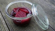 Rote Bete einmachen - how to make canned beets Raspberry, Fruit, Vegetables, Cooking, Health, Recipes, How To Make, Food, Chutneys