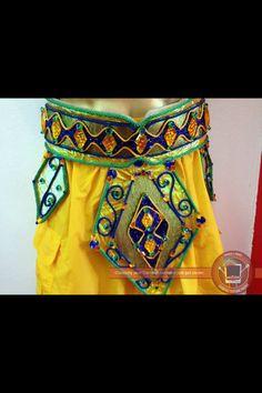 Trinidad & tabago carnival costume