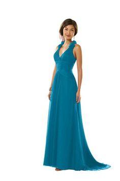 Bermuda Blue Dress.