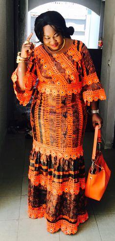 Latest African Fashion Dresses, African Dresses For Women, African Attire, African Wear, African Fashion Traditional, Ghanaian Fashion, Pinterest Fashion, Africa Fashion, Bella