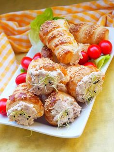 Pizza Recipes, Dessert Recipes, Cooking Recipes, Appetizer Salads, Tasty, Yummy Food, Best Food Ever, Polish Recipes, Easter Recipes