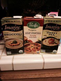 Full liquid soups