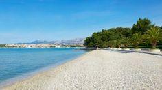 Пляж отеля Le Meridien Lav 5*, Сплит, Хорватия