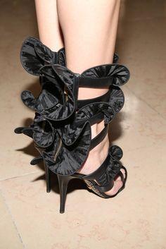 Sexy Heels Black Stilettos