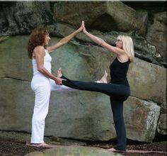 2 Person Yoga Poses, Couples Yoga Poses, Partner Yoga Poses, Yoga For Two, Yoga Poses For Two, Yoga For Kids, 4 Kids, Iyengar Yoga, Ashtanga Yoga