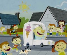 ice cream you scream/michael robertson