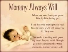 A mother never forgets