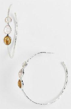#4 Hoop Earrings earrings