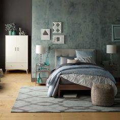 9 Inspiring Blue Rooms | west elm