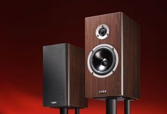 The Acoustic Energy NeoV2 1 Speakers offer exquisite musical refinement and delicacy while maintaining the huge reserves of power necessary for the largest of modern movie impacts.