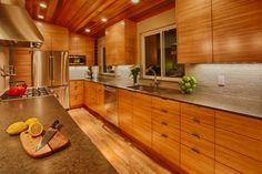 Semihandmade Douglas Fir IKEA™ Kitchen in Seattle, WA.