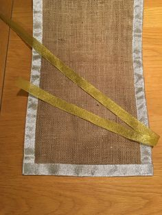 Check out this item in my Etsy shop https://www.etsy.com/uk/listing/270048486/sparkly-trim-hessian-table-runner-fully